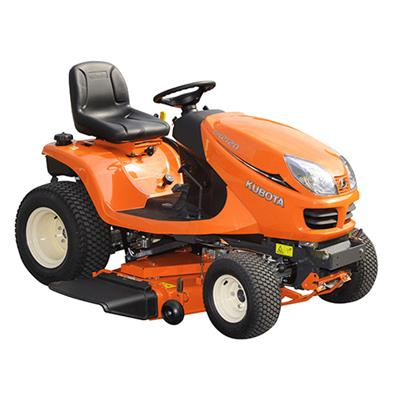 Kubota GR2120S Ride On Diesel Mower
