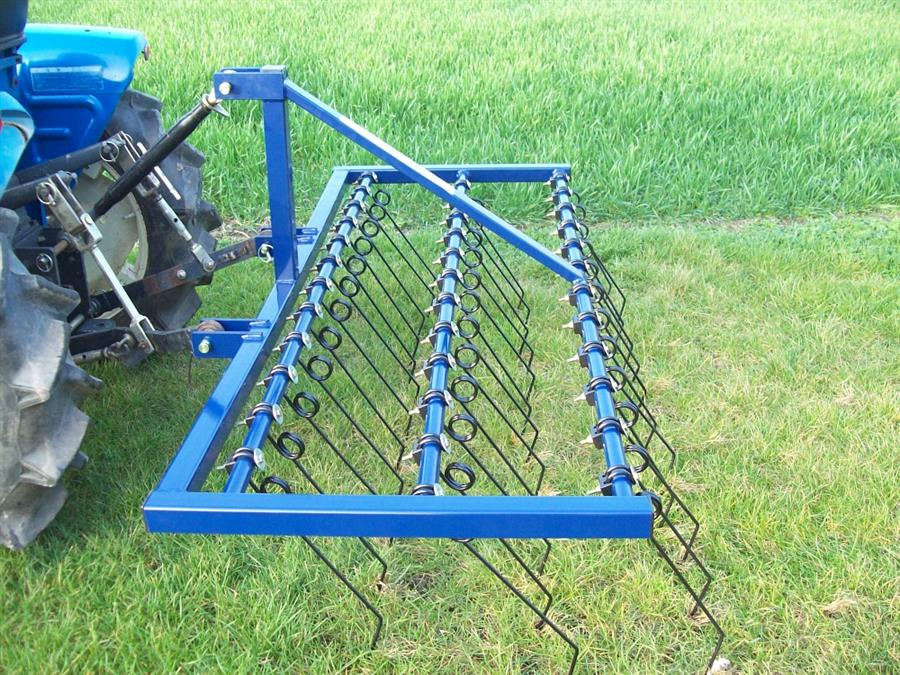 OXDALE FIXED WEEDER TINE 6FT