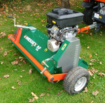 WESSEX AF120 FLAIL MOWER - STUBBINGS BROS LTD