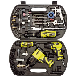 S/FORCE 68PC AIR TOOL KIT