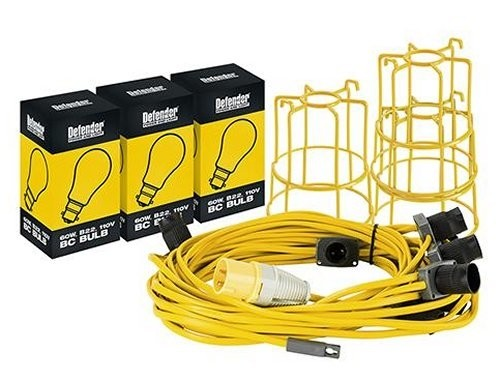 GLS FESTOON KIT 10 LIGHTS
