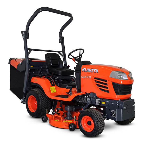 Kubota G23 Diesel Ride-on Mower