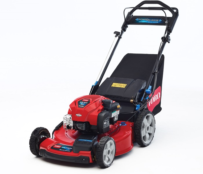 TORO 20965 (55cm) PoweReverse, ADS High Wheel, SmartStow®, Iso-Flex™ Handle