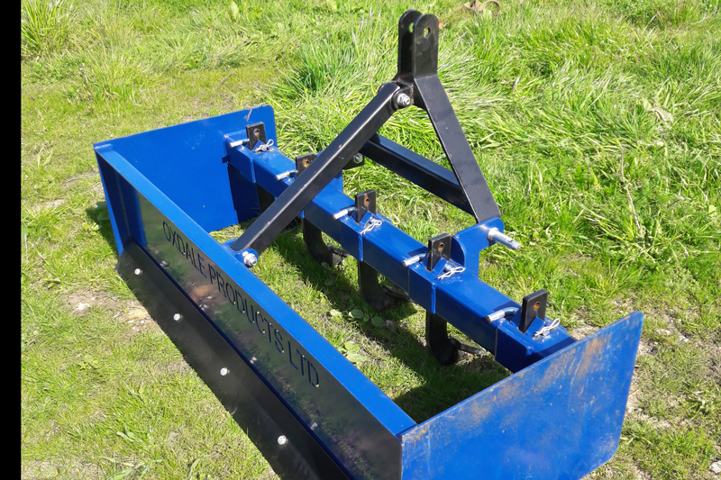 Oxdale 5ft Grader Box