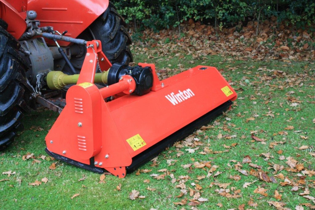 WINTON WFL175 1 75m Flail Mower - STUBBINGS BROS LTD