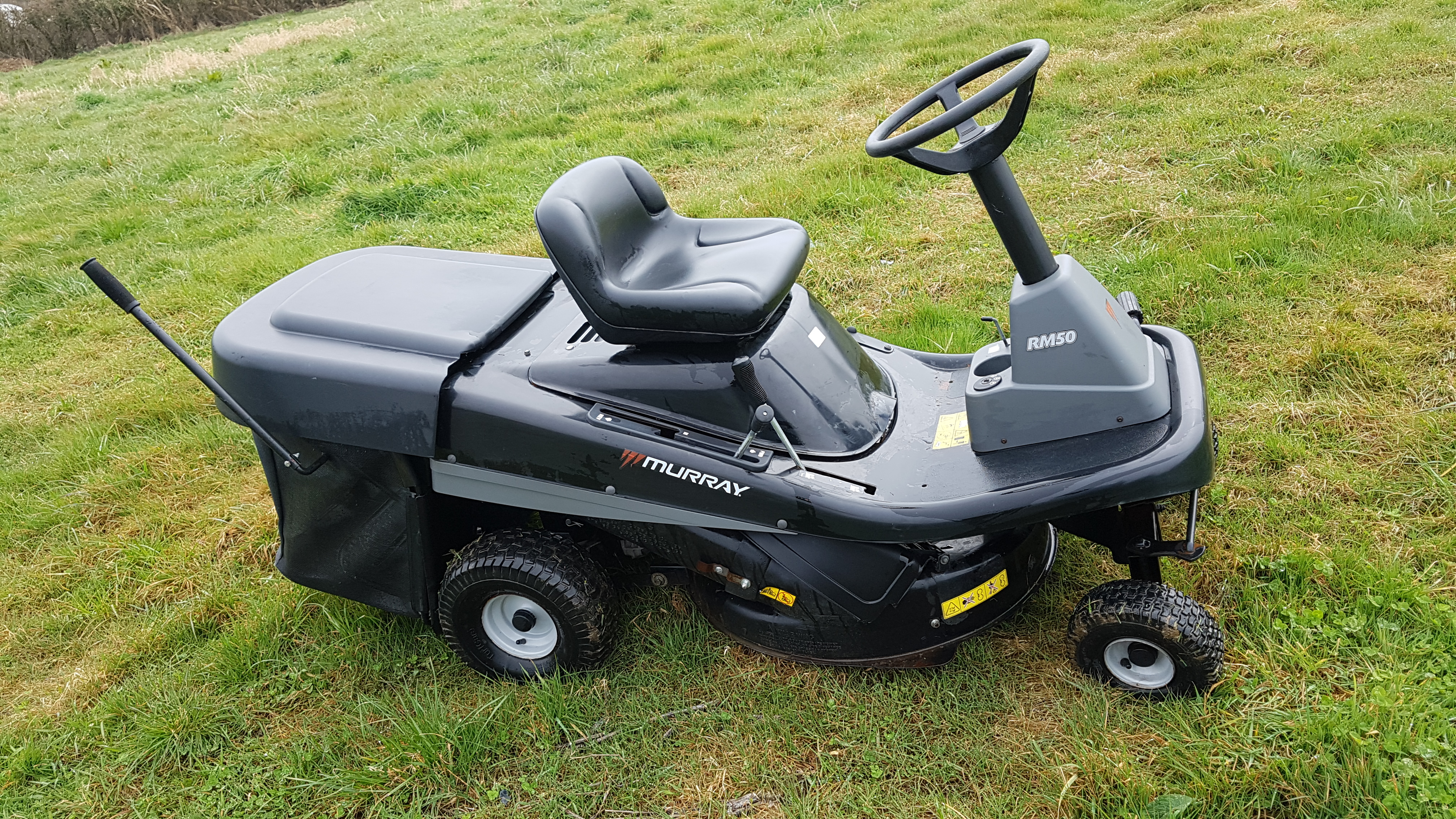 Murray RM50 Petrol Ride-On Mower