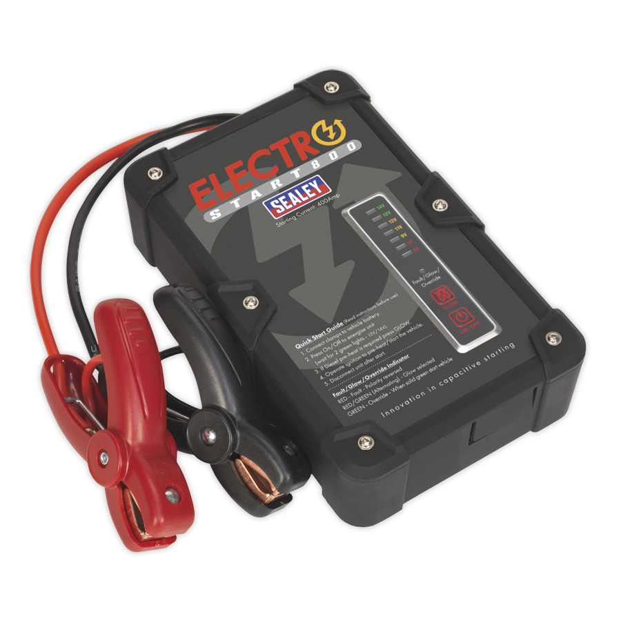 ElectroStart® Batteryless Power Start 800A 12V