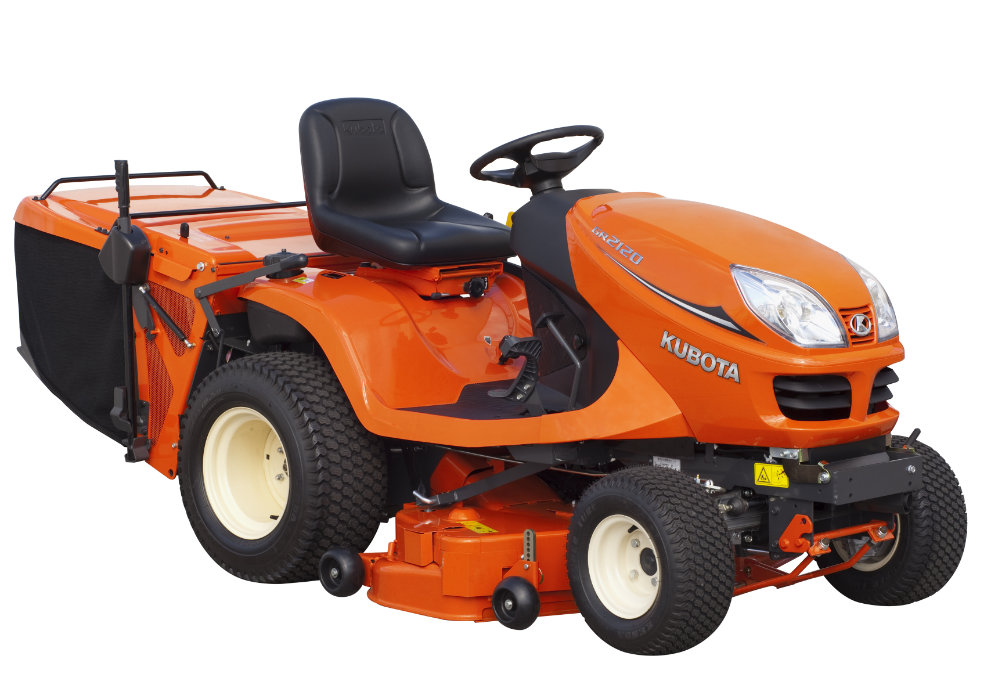 Kubota GR2120 Ride On Diesel Mower