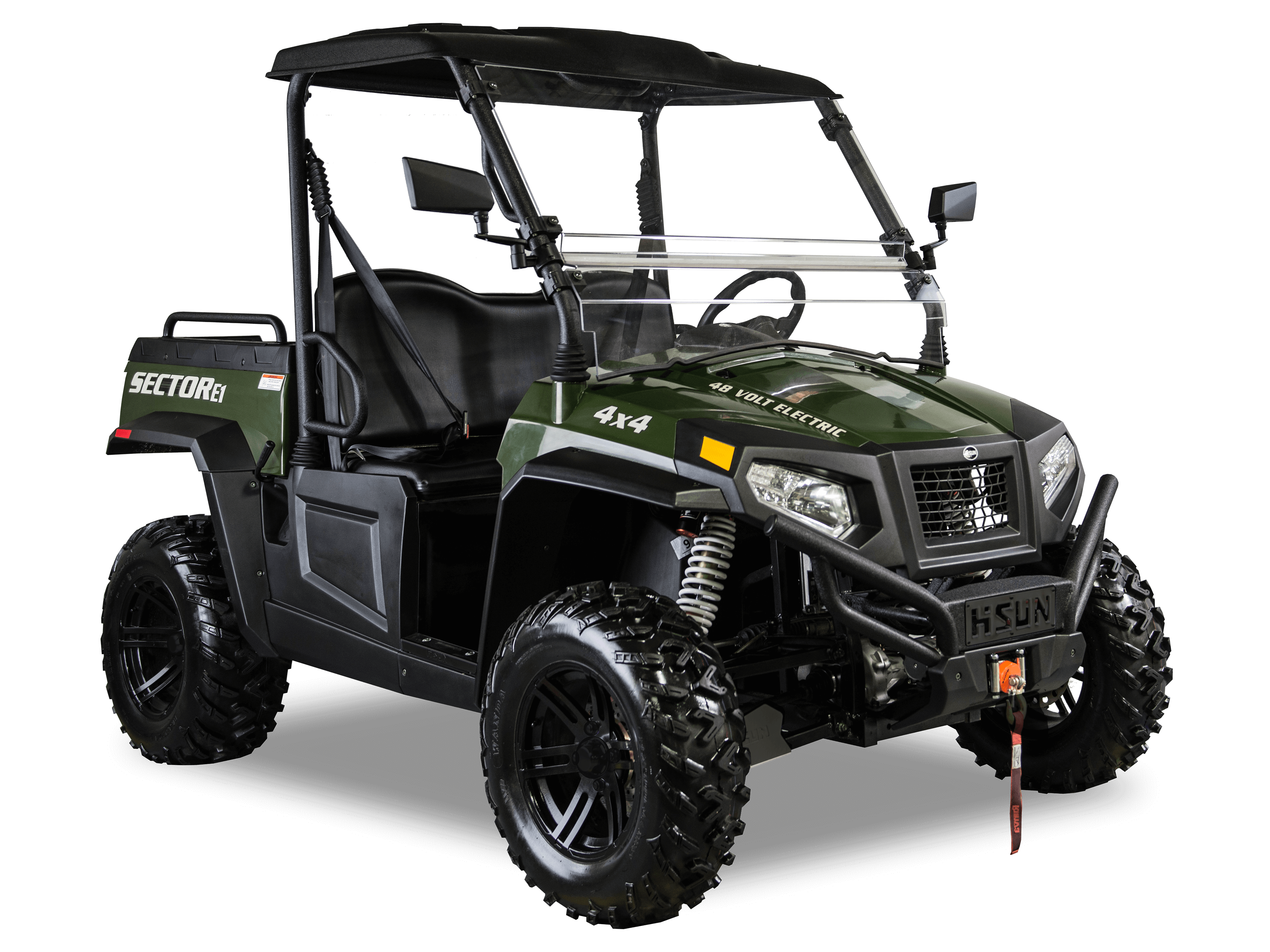 hisun-vector-e1-electric-utv