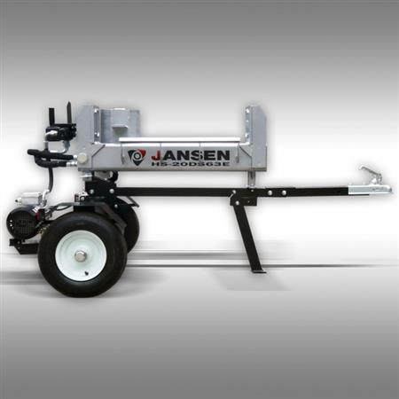 jansen-hs-20ds63e-electric-log-splitter