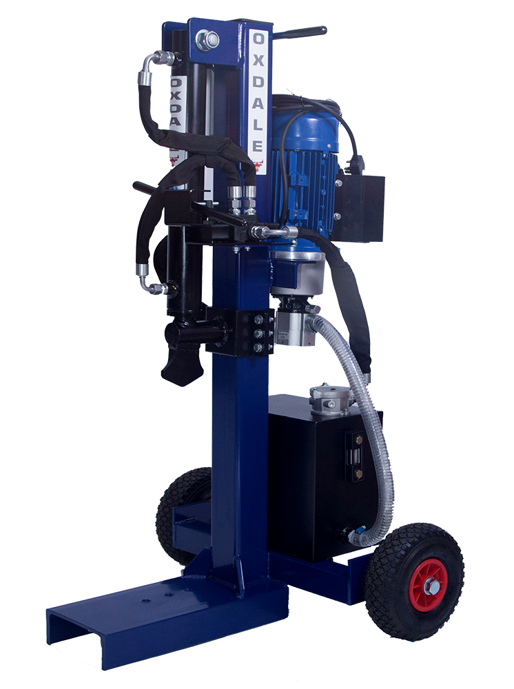 oxdale-e400-electric-log-splitter