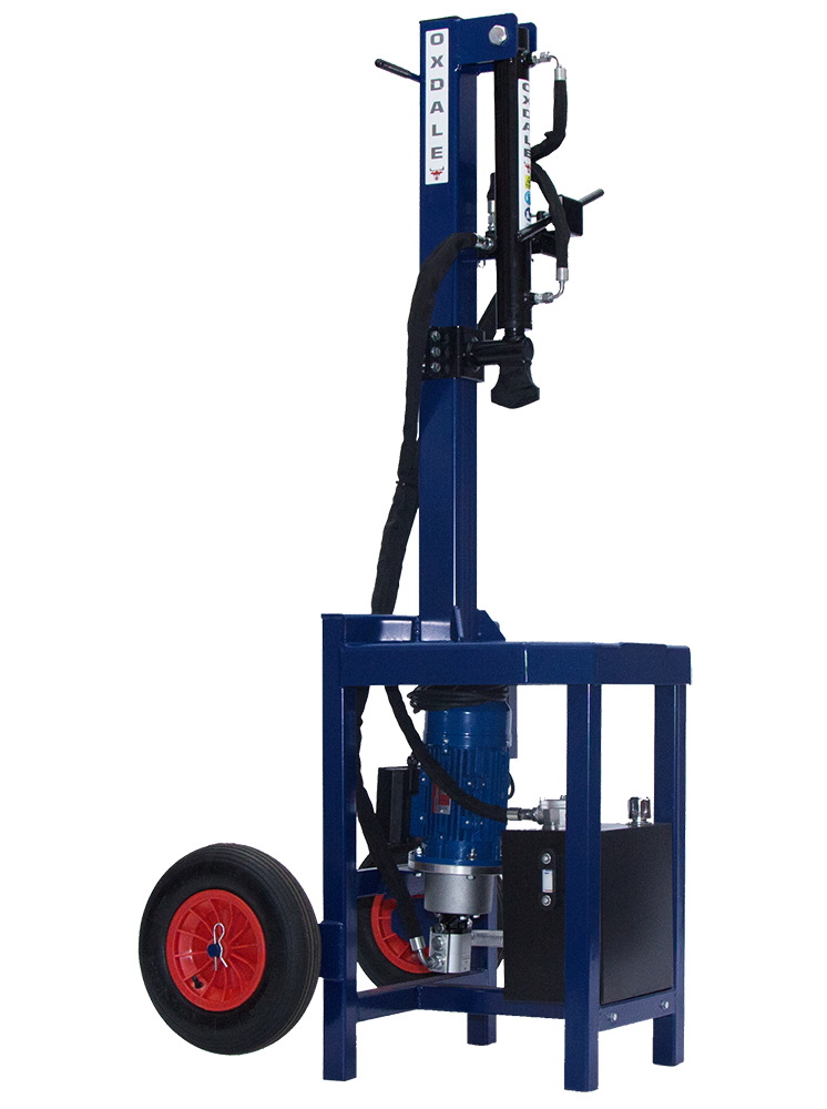 oxdale-e400d-electric-powered-logsplitter