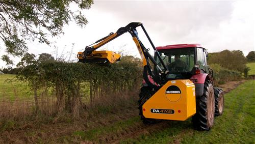 mcconnel-pa5045-motion-hedgecutter-with-12m-sliding-mount-supercut--ex-demo